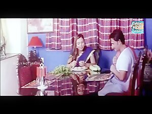 Hot Indian Housewife Illegal Romance with Servent.mp4